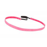 Trishabands Headband Pink Glitter 1 10mm