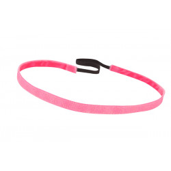 Trishabands Headband Pink Glitter 1 10mm