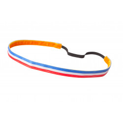 Trishabands Haarbandje Dutch Flag 10mm