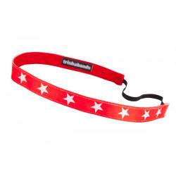 Trishabands Stars Red 16mm