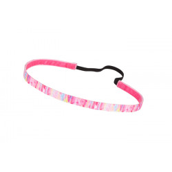 Trishabands Headband Multipink 10mm