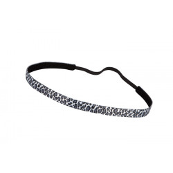 Trishabands Panther Black White 10mm