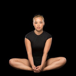 Trishabands yoga haarbandje